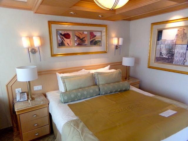 Caribbean Princess Window Suite F303 Flavia Gray GoCruise Princess Cruises Cruise Expert