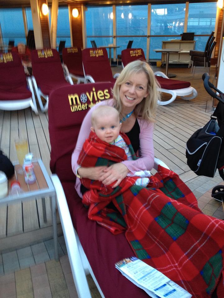 Ships & Champagne Flavia Gray Cruise Expert TTG Awards