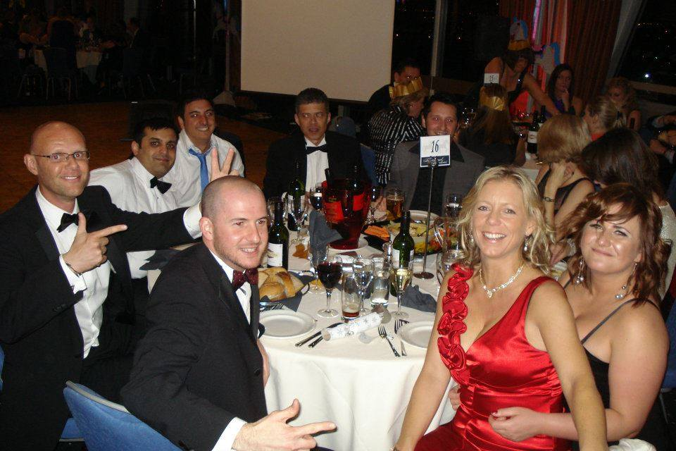 Royal Caribbean Staff Christmas Party 2012