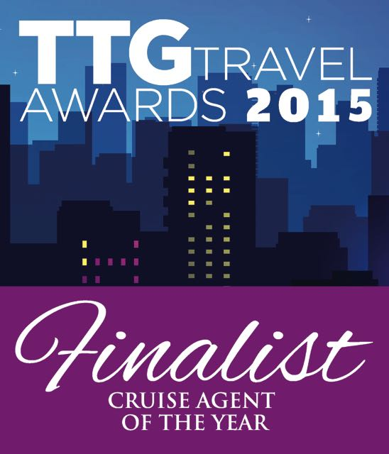 Cruise Agent of the Year Flavia Gray