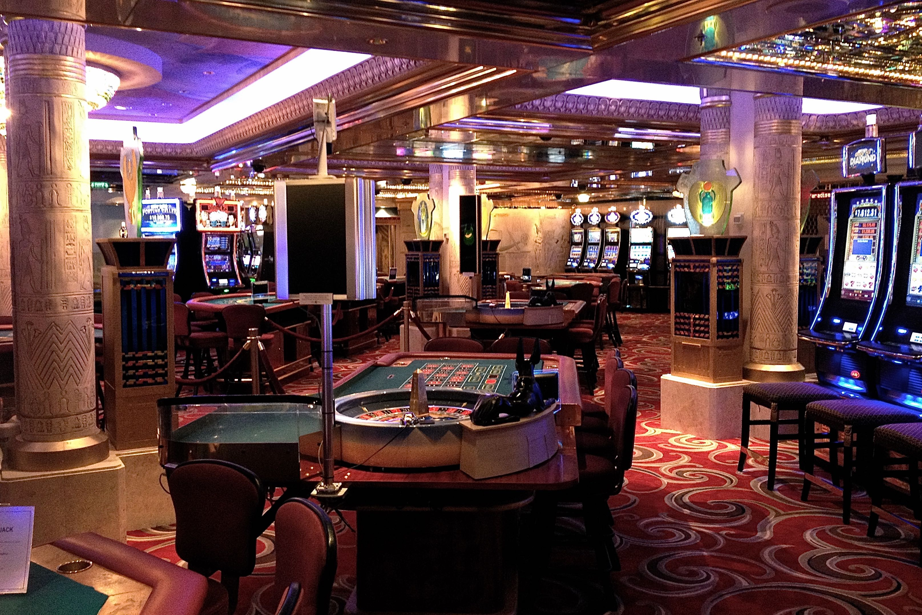 Cruise Ship Casino