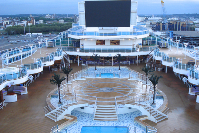 Ships and Champagne Royal Princess Cruise Ship Review