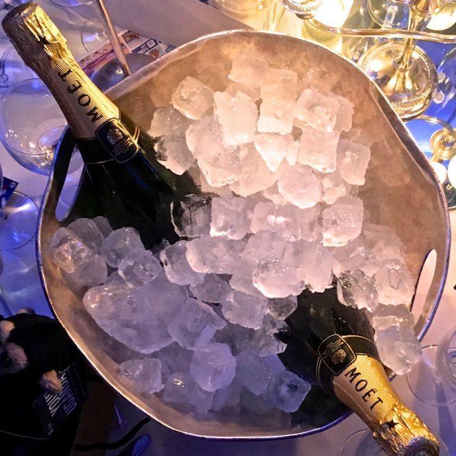 Ships and Champagne Globe Travel Awards 2017