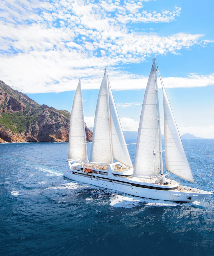 Luxury Cruise Blog Ships and Champagne Le Ponant