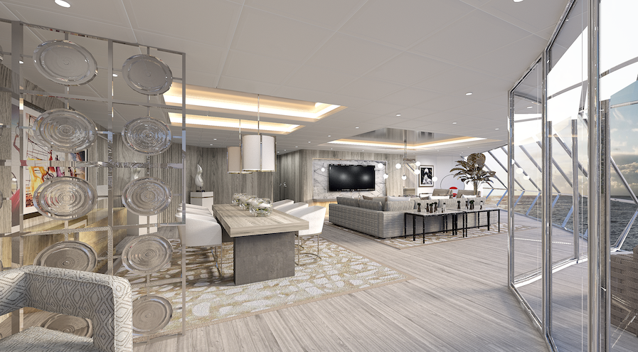 Celebrity Edge Iconic Suite Luxury Cruise Blog