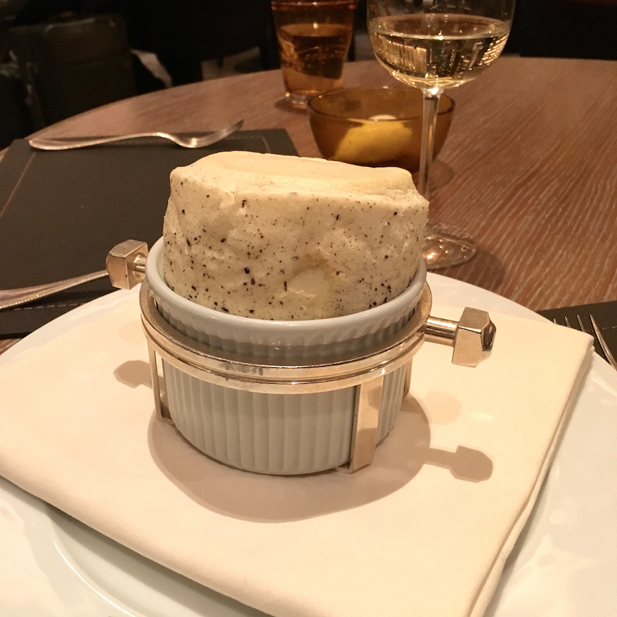 The Dorchester Grill Room have created a sweet soufflé menu which is the first of its kind in London