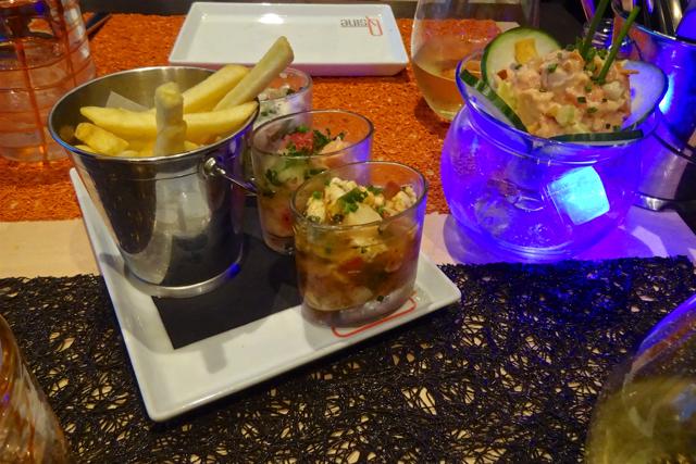 Taster Cruise Celebrity Eclipse Qsine Disco Shrimp