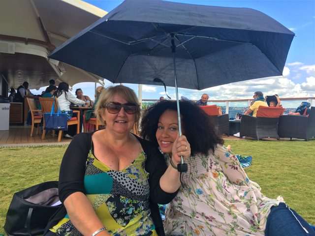 Taster Cruise Onboard Celebrity Eclipse Lawn Club