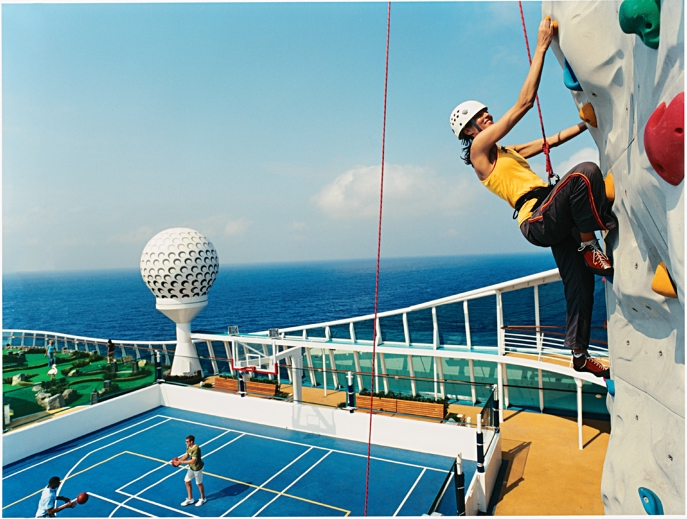 Independence of the Seas Activities onboard