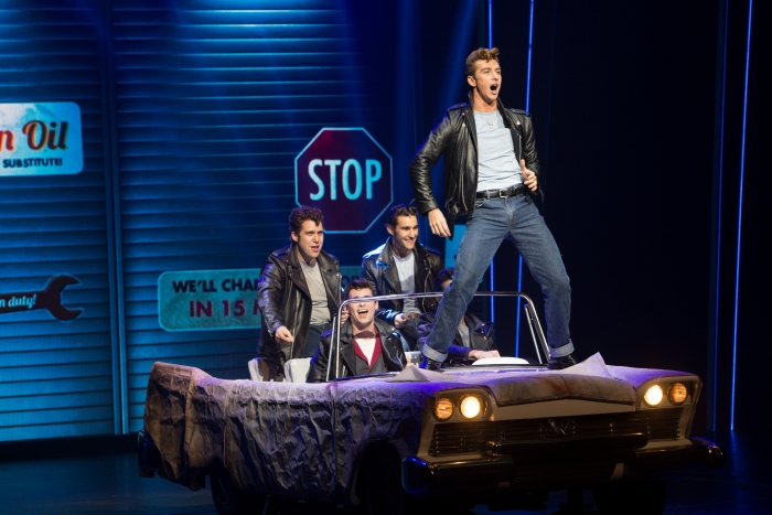 Independence of the Seas Refit Grease The Musical
