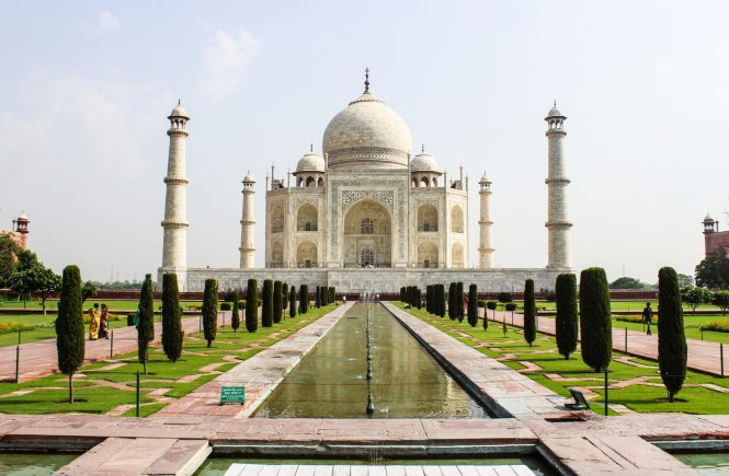 Cruise To The Taj Mahal