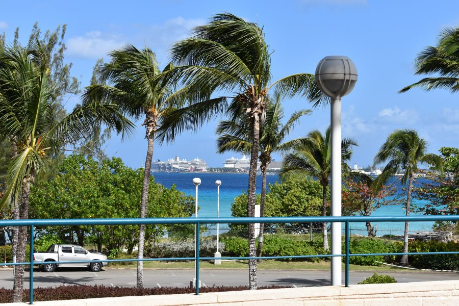 Cruise Ships in Bridgetown Barbados