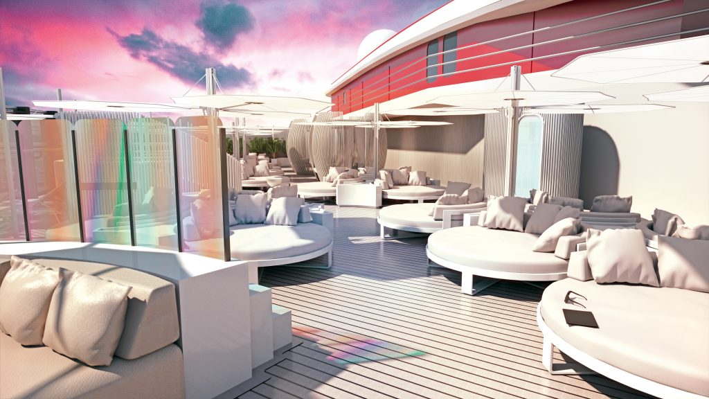 Virgin Voyages - Richard's Rooftop
