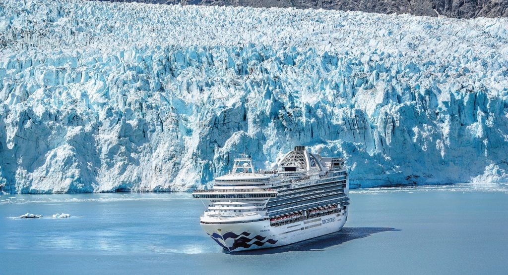 Double Onboard Spend On Selected 2019 Alaska Cruises Ships Amp Champagne