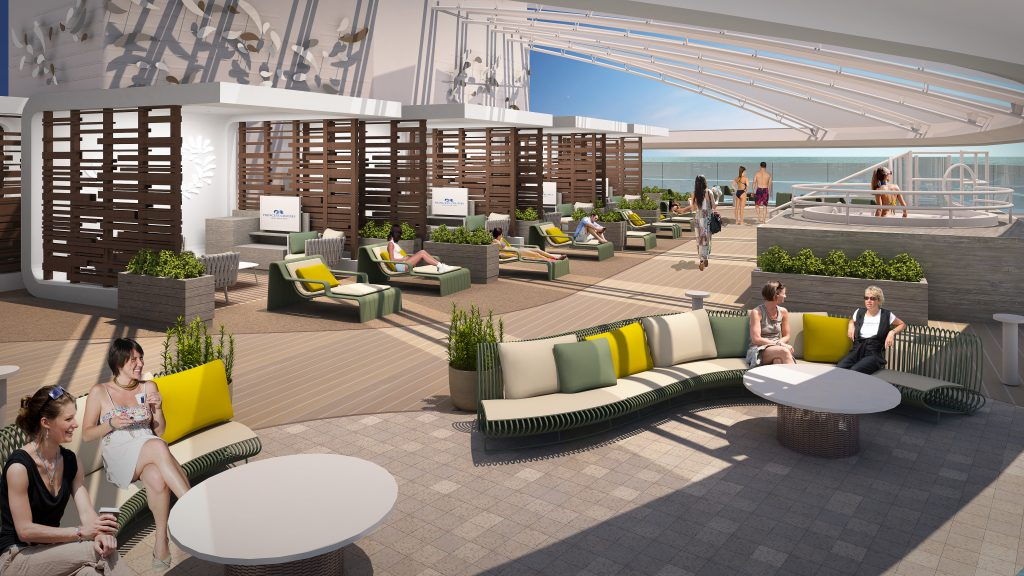 New Spacious Panoramic View Suites for Sky Princess