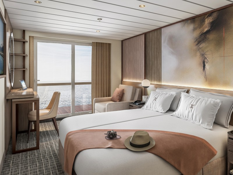 CELEBRITY CRUISES - Redesigning accommodations