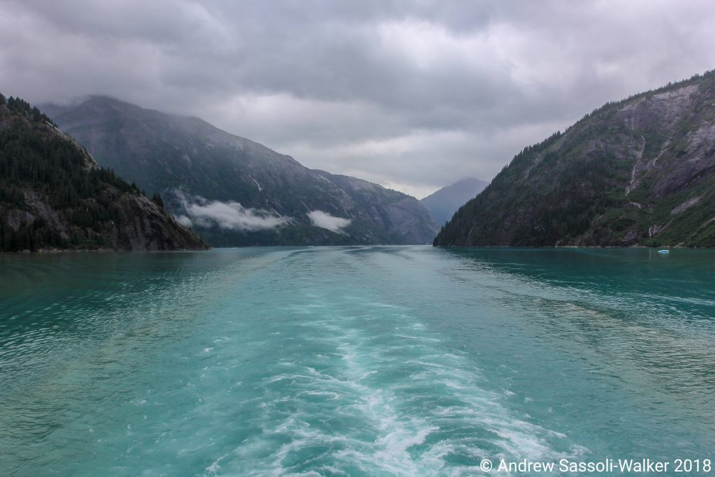 Photo Credit: Andrew Sassoli-Walker - Cruising Alaska with the Sassoli-Walkers Part 3