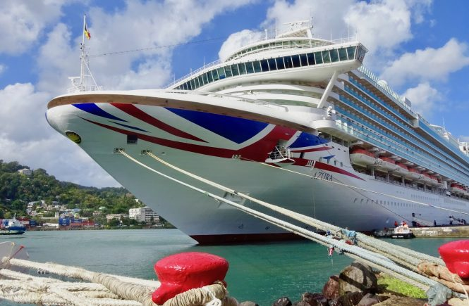 P&O Cruises drops discretionary Gratuities