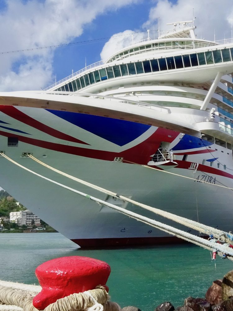 P&O Cruises drops discretionary daily Service Charge