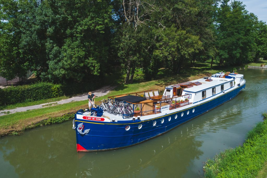 European Waterways' Ladies at Leisure Cruises