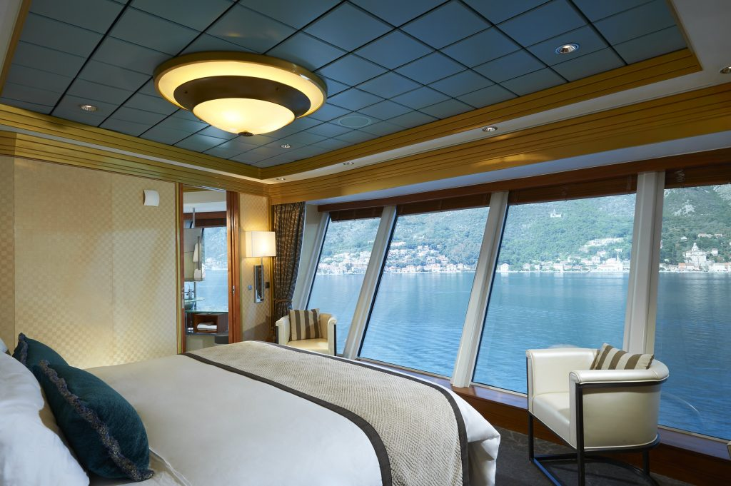 Photo Credit: Norwegian Cruise Line - 3 Bedroomed Garden Villa onboard Norwegian Star