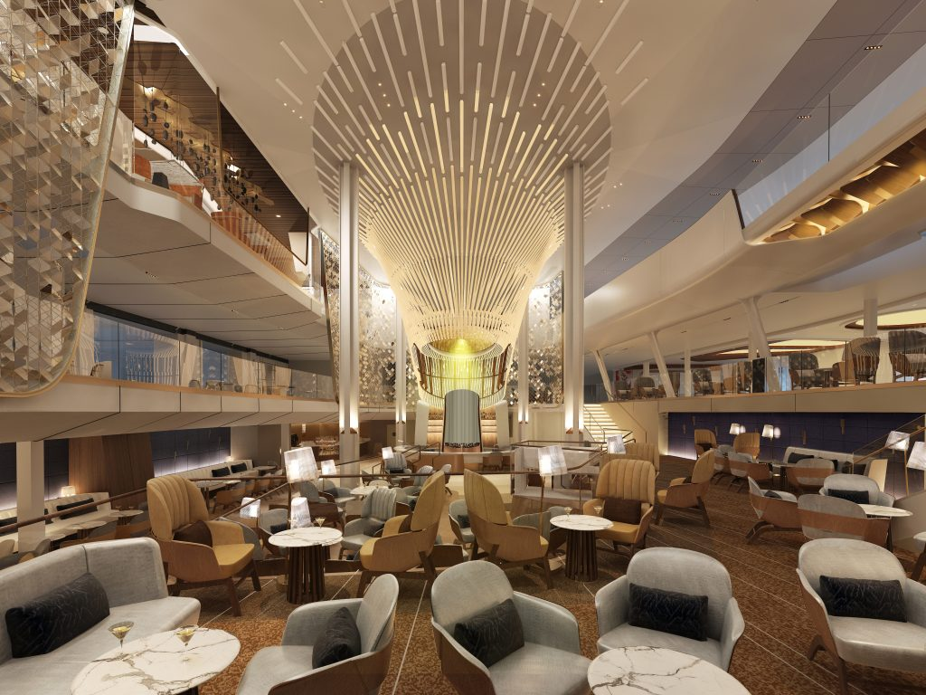 The Heart and Soul of Celebrity Edge