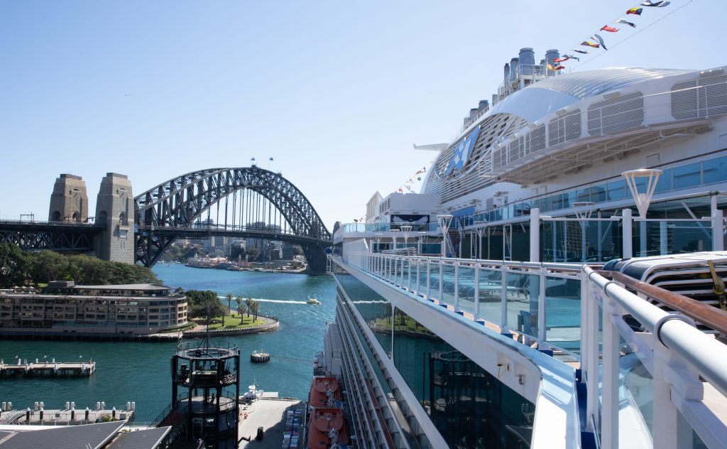 Majestic Princess in Sydney