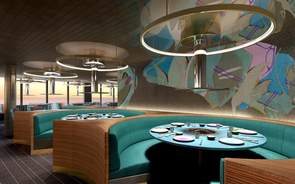 Virgin Voyages Geonbae Korean Restaurant - The World On A Plate