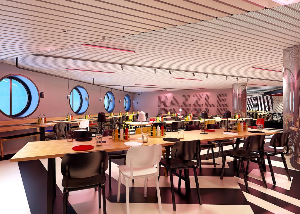 Virgin Voyages Sea-liicious Event