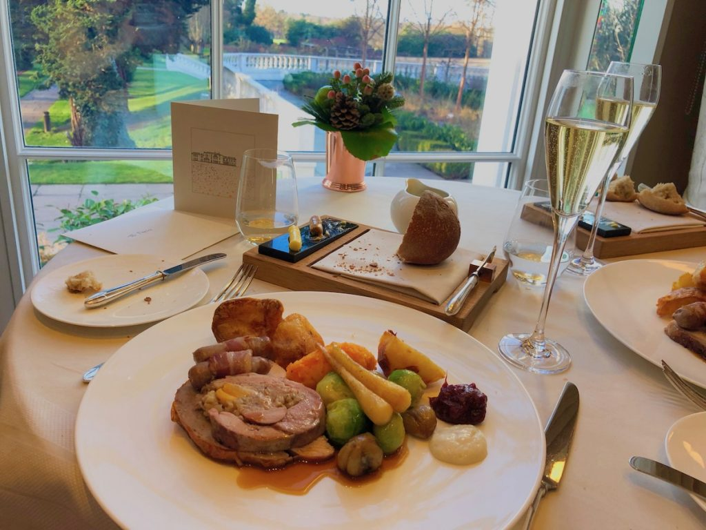 Christmas Lunch at Coworth Park