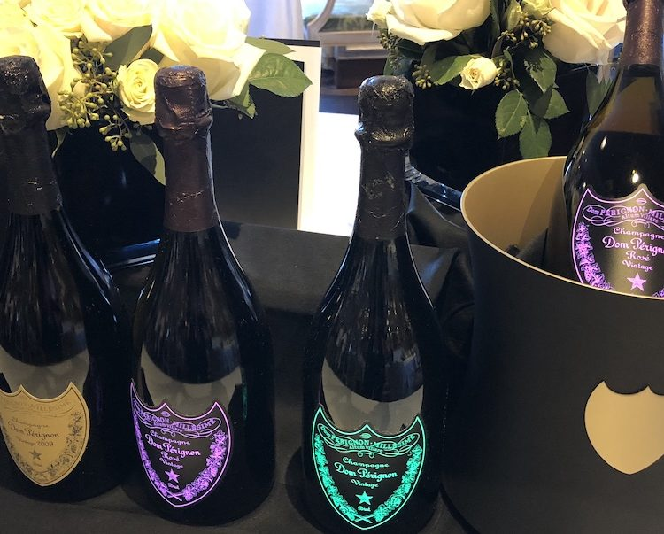 The Only Dom Perignon Pairing Experience In The World
