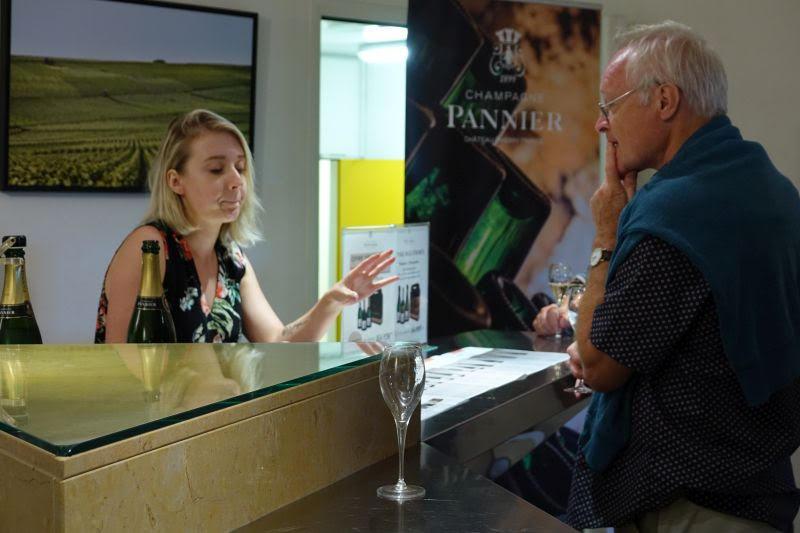 Champagne House Maison Pannier