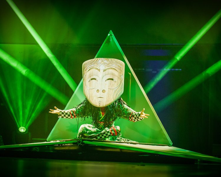 MSC Bellissima and Cirque Du Soleil reveal new shows