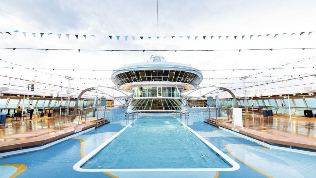 Marella Discovery Pool Deck