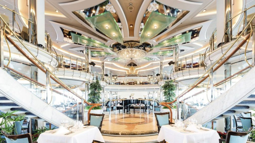 Marella Discovery Main Dining Room