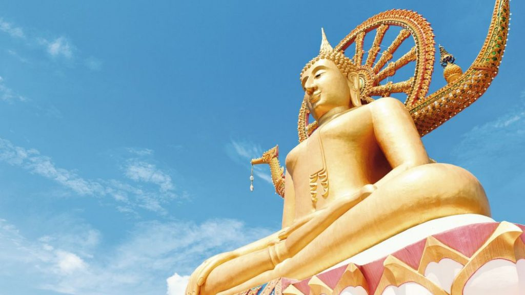 The Big Buddha Koh Samui