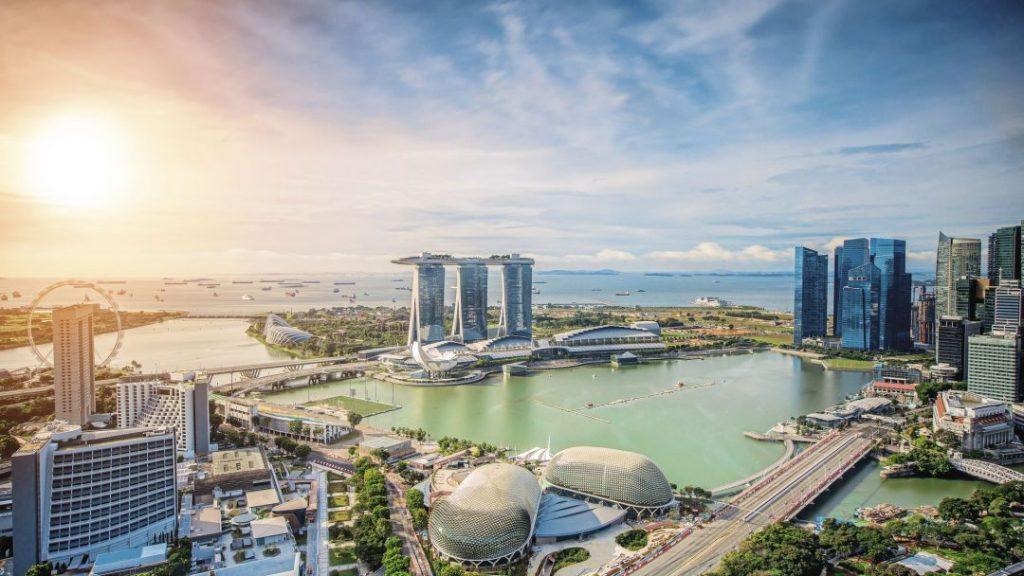 Singapore's Landmarks