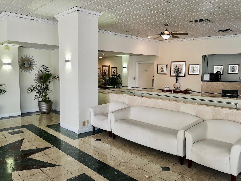 Grand Plaza Beachfront Resort Entrance Lobby