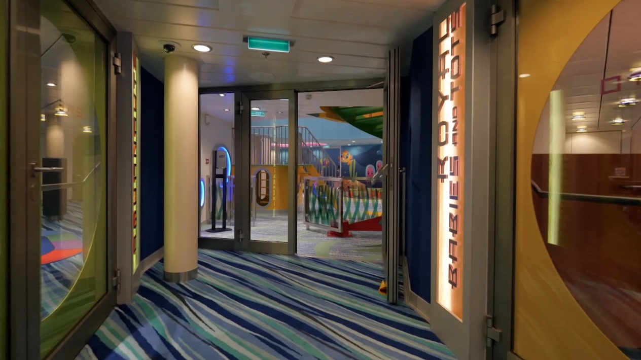 Amazing Features for Odyssey Of The Seas