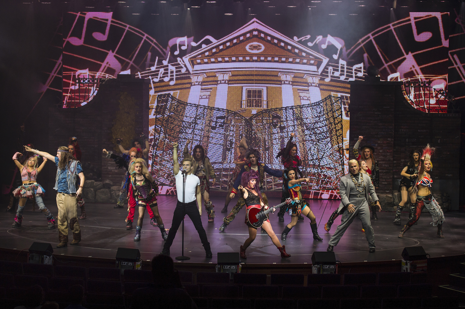 Anthem of the Seas We Will Rock You