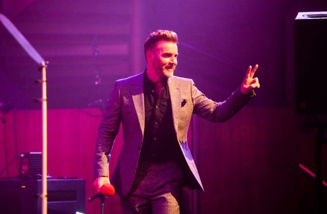 Gary Barlow announces his Role With P&O Cruises