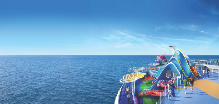 Wonder of the Seas - Playscape